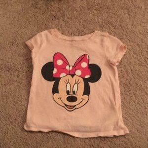 Old Navy 24m Minnie shirt